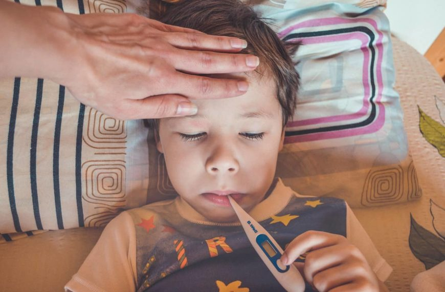 Does Your Child Have A Fever? Temperature Chart – Celsius to Fahrenheit + c to f