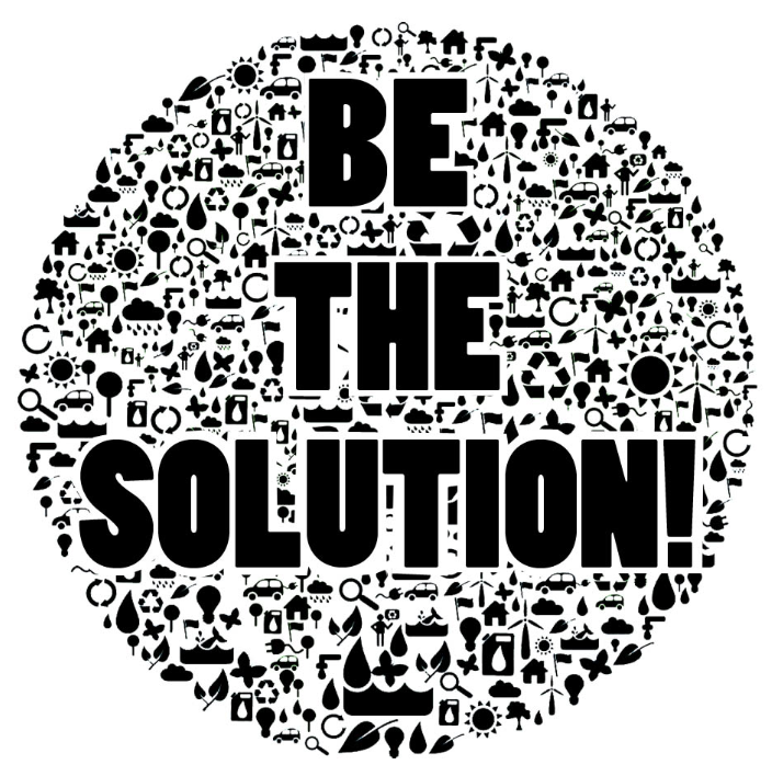 BE-THE-SOLUTION
