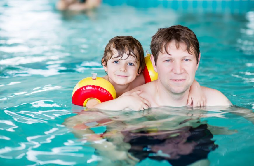 For Active Dads': Bond with Your Children Through Sports